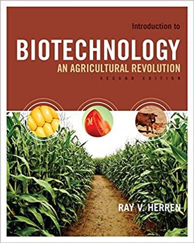 Biotechnology ePrep course textbook