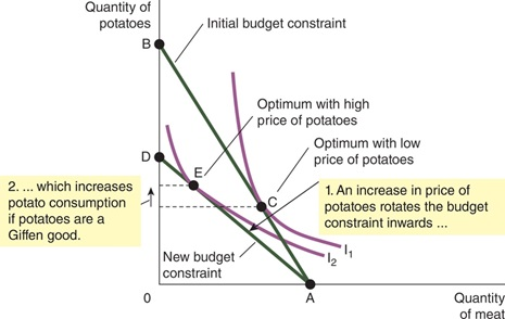 Do all demand curves slope downwards?